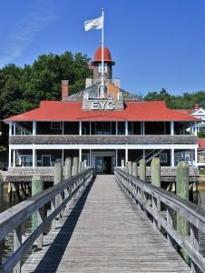 Edgewood Yacht Club circa 2010