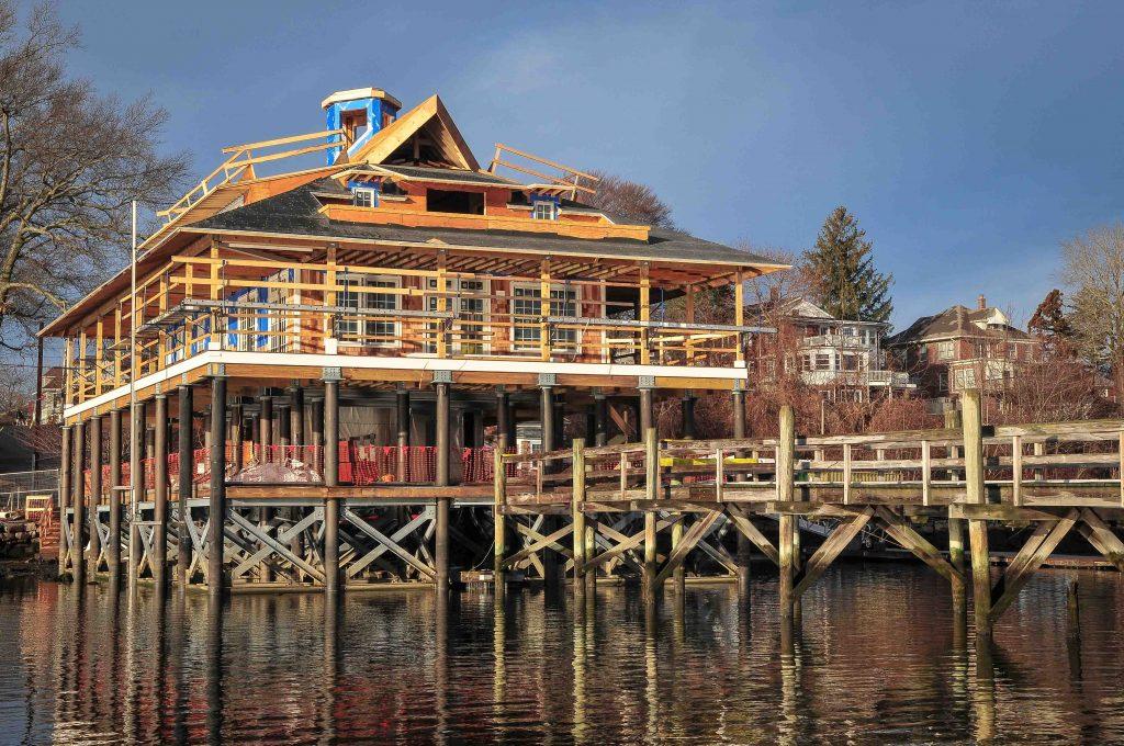 Edgewood Yacht Club circa 2017