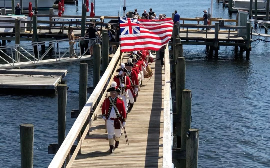 Opening Day at Edgewood Yacht Club